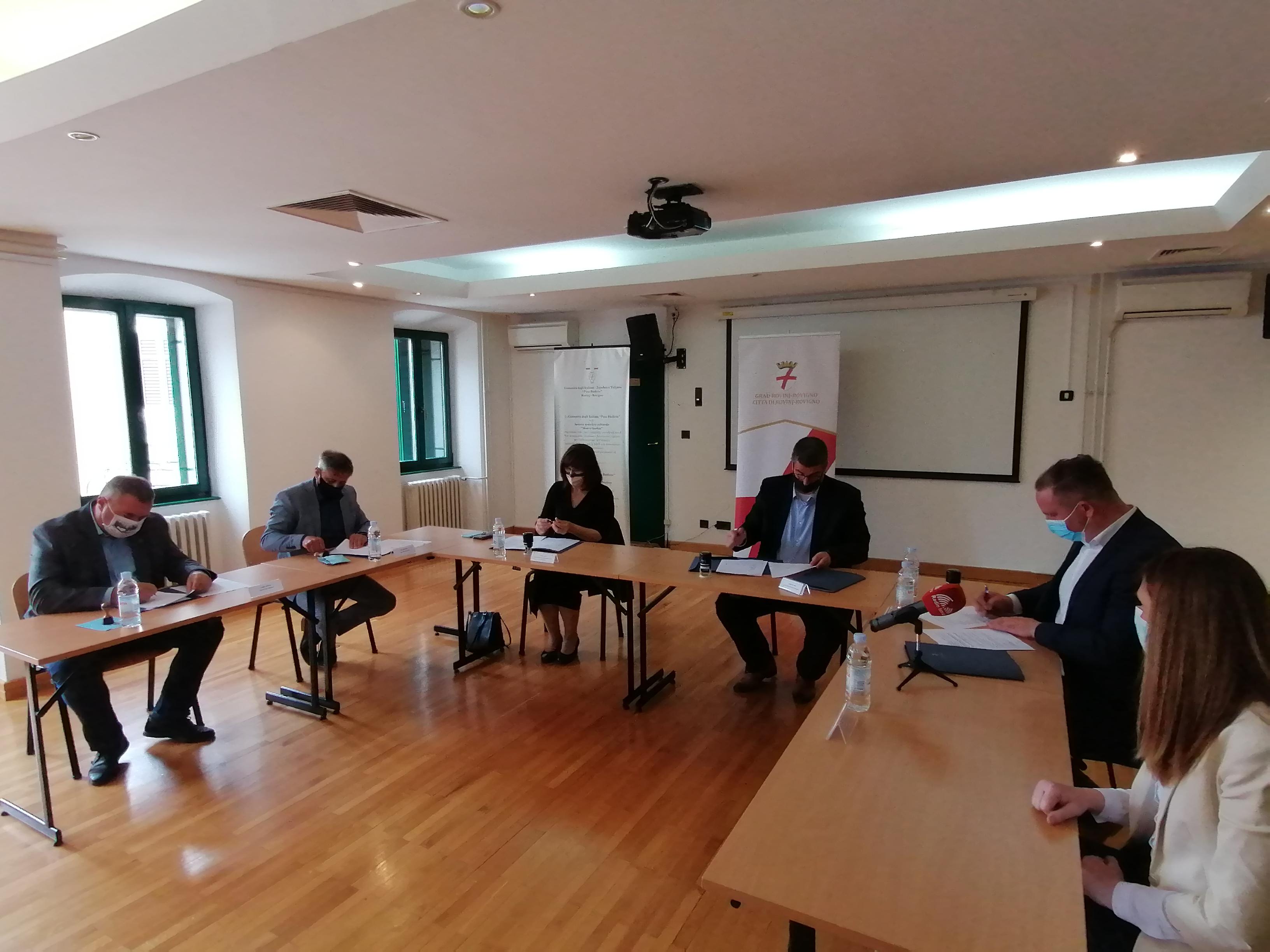 Grad Rovinj-Rovigno sa susjednim Općinama osigurati će rad dodatnog tima Hitne pomoći tijekom ljetnih mjeseci
