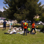 Si è svolta l'azione ecologica di pulizia dei fondali e della spiaggia di Porton Biondi 2