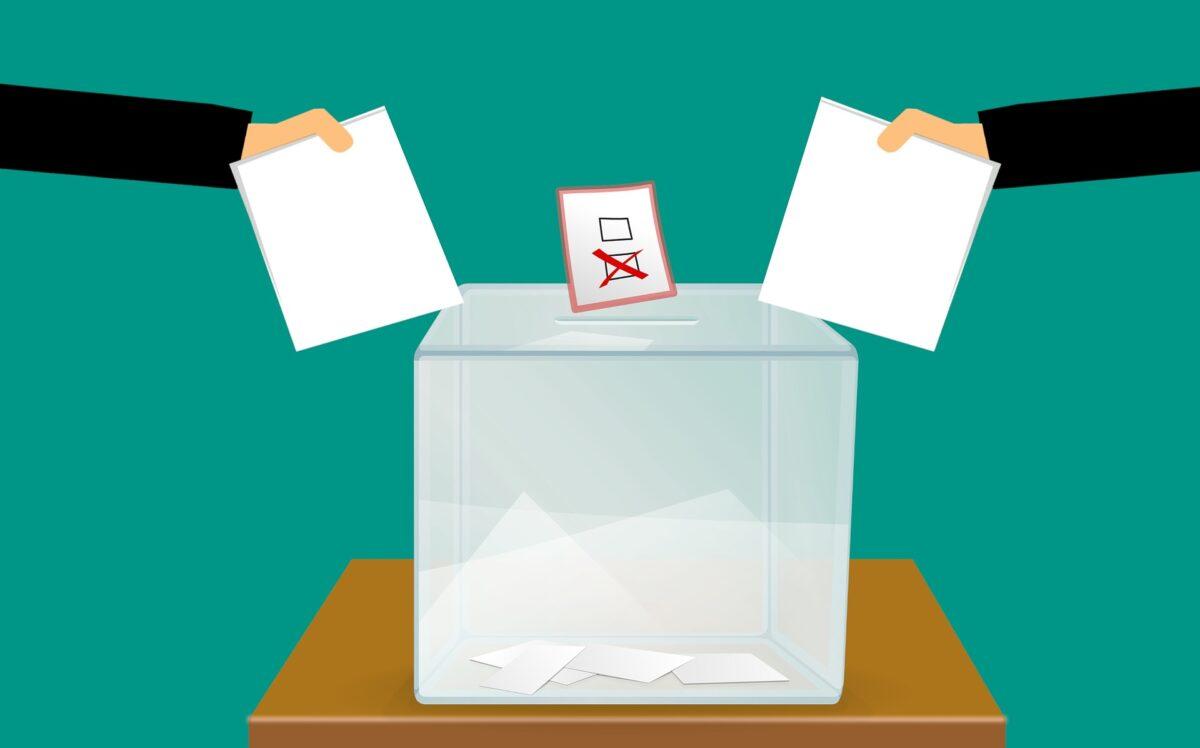 Obavijest biračima u samoizolaciji - glavna fotografija