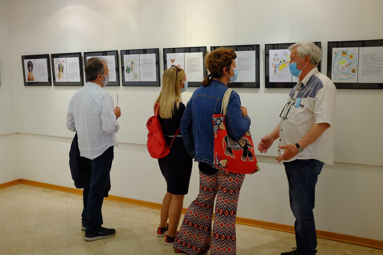 """Posjetite izložbu """"Horizont događaja"""" u Galeriji """"Batana"""""""