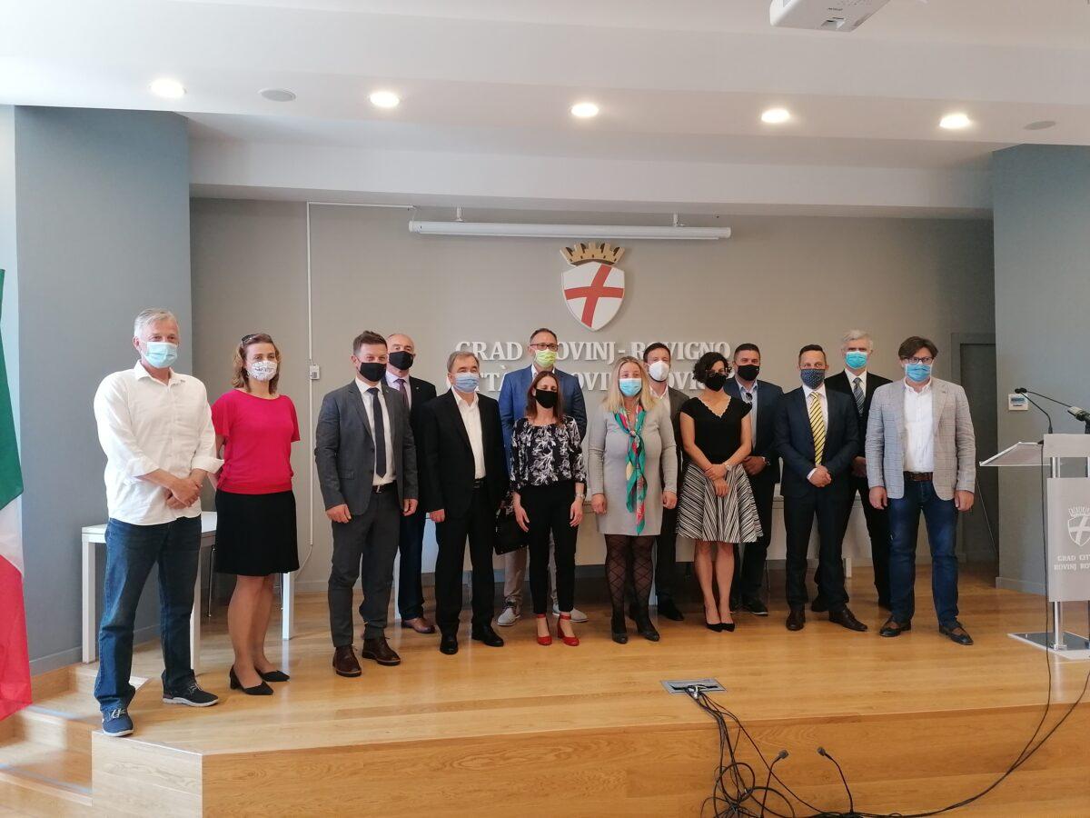 Održana je Konstituirajuća sjednica Gradskog vijeća Grada Rovinja-Rovigno - glavna fotografija