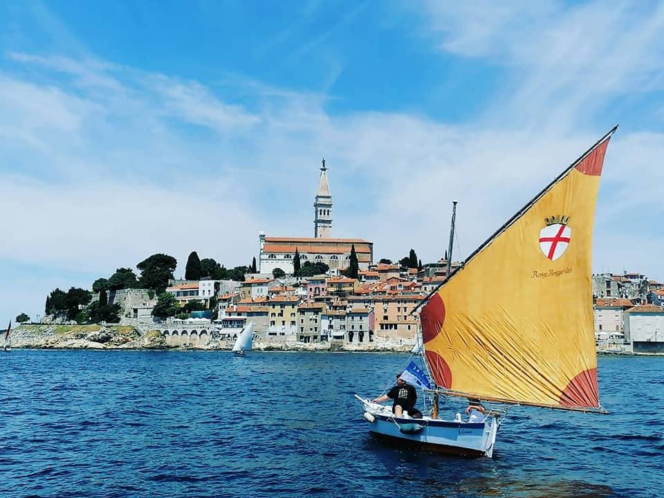 Održana 15. Regata tradicijskih plovila s latinskim i oglavnim jedrom
