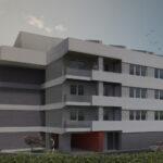 Costruzione degli appartamenti POS (programma di edilizia agevolata) 3