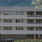 Costruzione degli appartamenti POS (programma di edilizia agevolata) 2