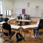 Certificato internazionale di conoscenza della lingua tedesca per 13 alunni della Scuola media superiore italiana 3