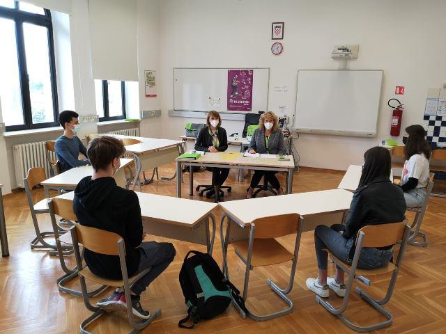 Certificato internazionale di conoscenza della lingua tedesca per 13 alunni della Scuola media superiore italiana