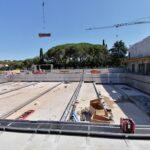 Il sindaco Marko Paliaga ha visitato il cantiere del complesso di piscine 4