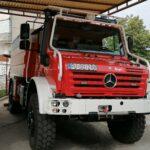 Rovinjski vatrogasci dobili novo šumsko vozilo 2