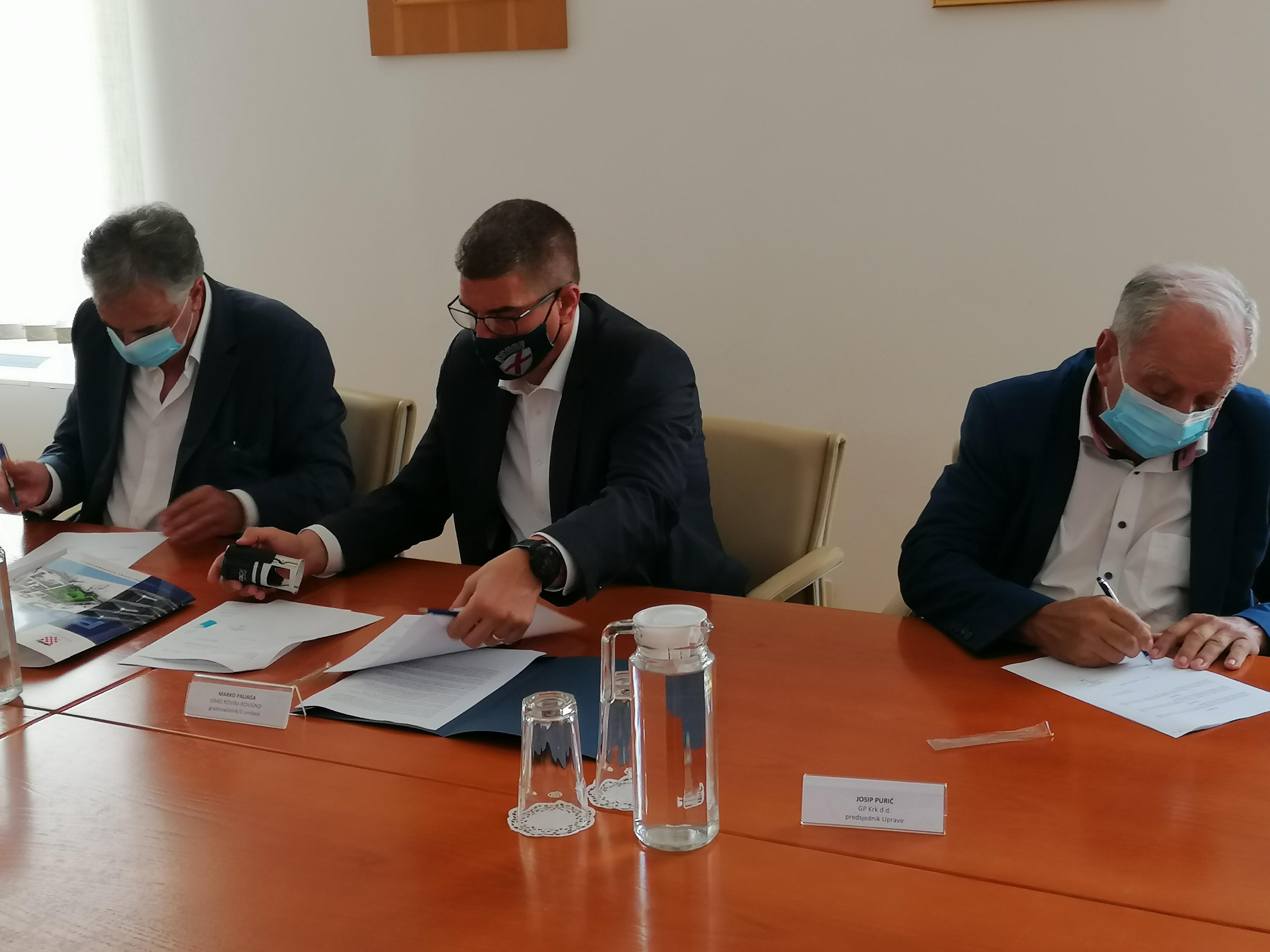A Rovinj-Rovigno inizia la costruzione degli appartamenti POS (programma di edilizia agevolata)