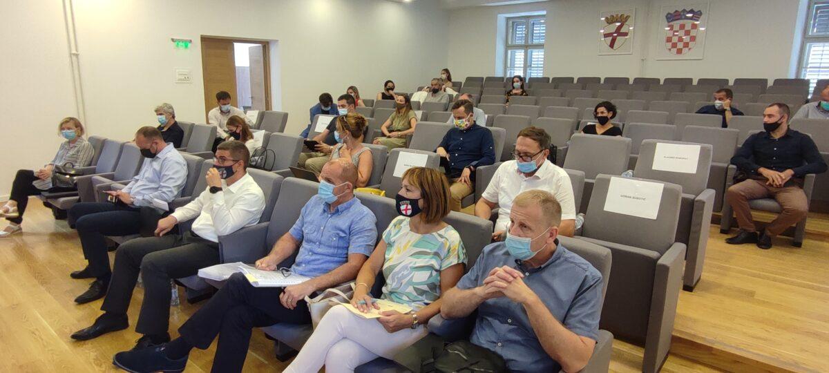 Si è tenuta la 5° seduta del Consiglio municipale - glavna fotografija