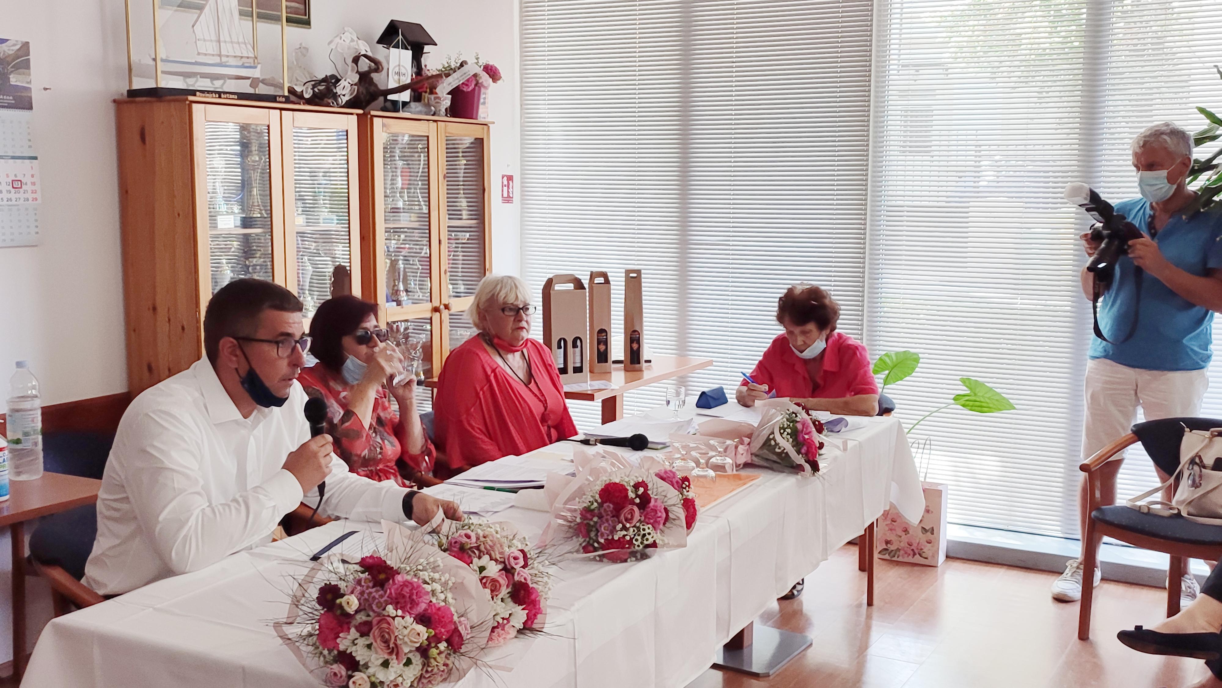 Vesna Milan è la nuova presidente dell'Associazione dei pensionati
