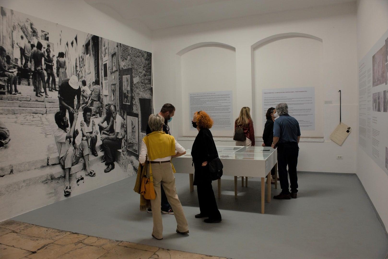 """Il Museo della Città di Rovinj-Rovigno presenta ai suoi concittadini la mostra """"Mijene/Maree"""""""