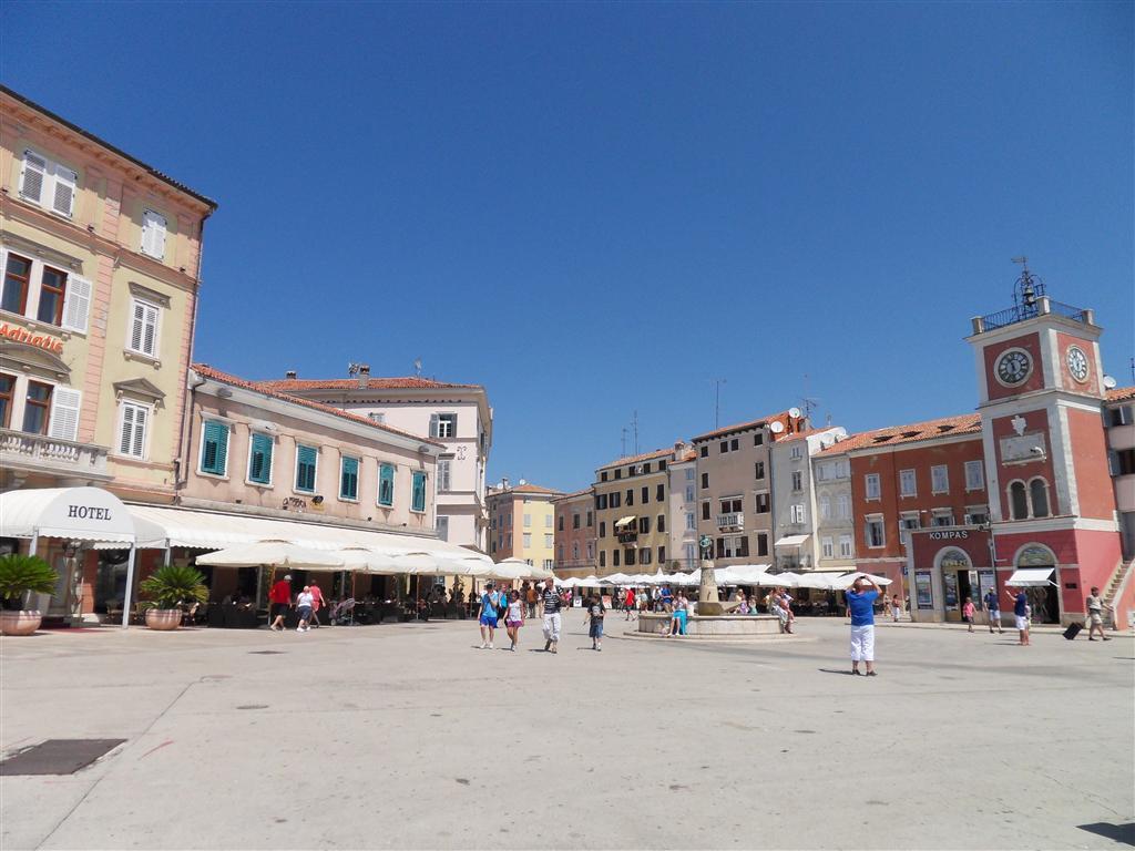 Progetto di ristrutturazione della pavimentazione di piazza maresciallo Tito e delle piazze circostanti - glavna fotografija