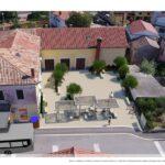Progetto di ricostruzione della piazza di Villa di Rovigno 5