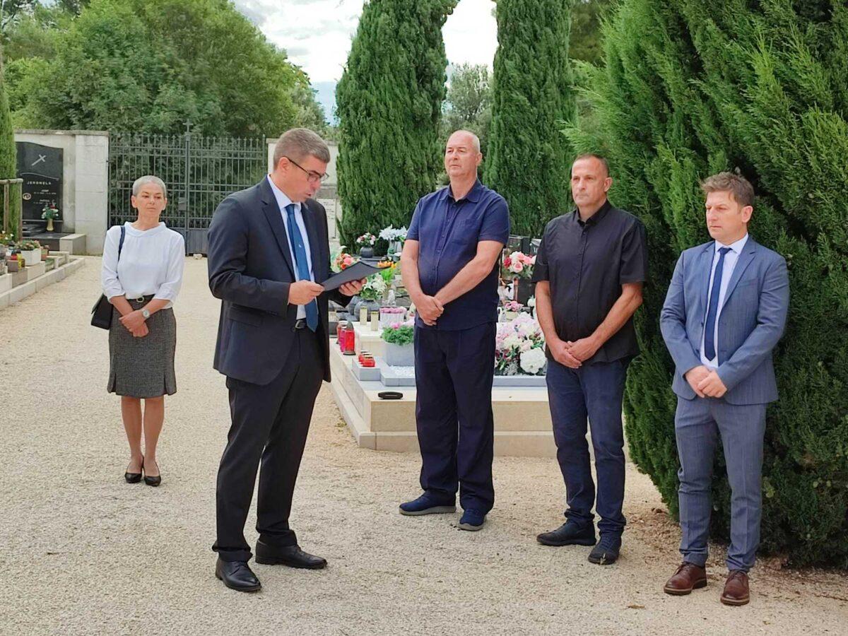 "Obilježena 26. godišnjica ""Oluje"" - glavna fotografija"