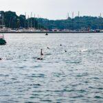"""Plivači stigli na cilj u sklopu manifestacije """"Od punte do punte"""" 2"""
